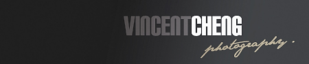 Wedding Photographer – Vincent Cheng from Malaysia logo